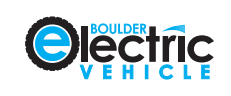 Boulder EV logo